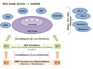 EKG Struktur